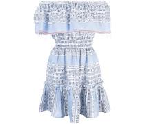 'Amira' Kleid mit Rüschen
