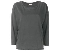 Distressed-Langarmshirt
