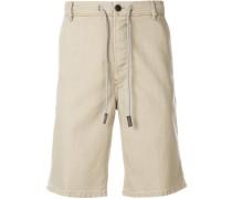 Chino-Shorts mit Taillenzug