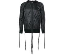 Corded hoodie