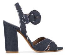'Andres' Jeans-Sandalen