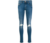 'Slandy-Low 084UF' Skinny-Jeans