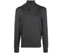 Pullover mit Knebelverschluss