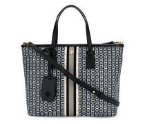 'Gemini' Handtasche mit Ketten-Print
