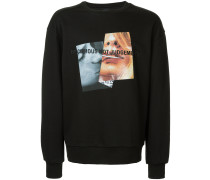 Be Curious Not Judgemental sweatshirt