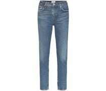'Toni' Jeans mit geradem Bein