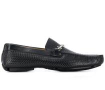 Loafer in Weboptik