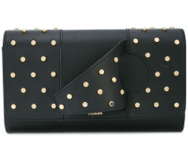 L'Eiffel studded clutch