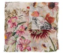 'Bruna' Schal mit Blumen-Print