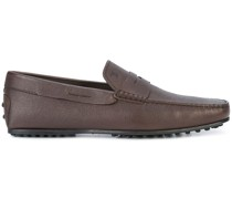 classic slip-on loafers