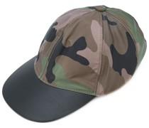 Garavani Camouflage-Baseballkappe
