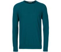 classic long-sleeve sweater