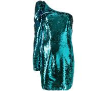 Paillettenkleid mit einem Ärmel