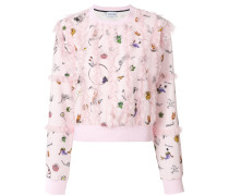 'Plumetis' Sweatshirt