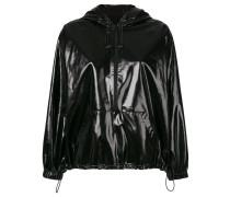 waterproof zipped hoodie