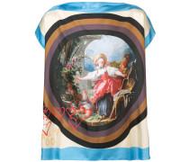 Fragonard square T-shirt