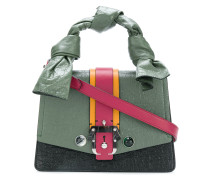 Petite 'Arianna Chic Crease' Handtasche
