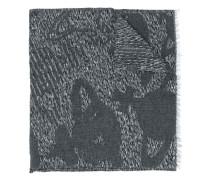 'Orb' Schal mit Pailletten