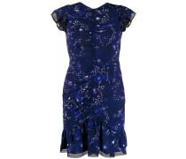 'Afterglow' Kleid mit Stern-Print