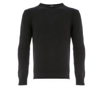 Gestrickter Kaschmir-Pullover