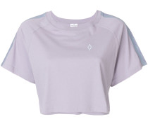 'Cross' Cropped-T-Shirt
