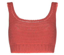 'Indra' Cropped-Top