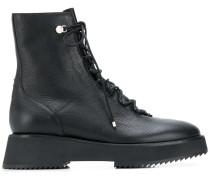 'Haysley' Stiefel im Military-Look