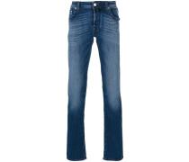 Jeans mit lockerer Passform