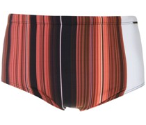 "Badehose mit ""Catedral""-Print"
