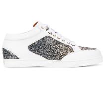 'Miami' Sneakers mit Glitzereffekt
