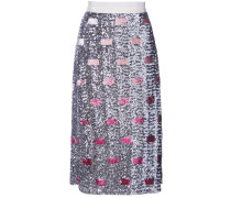 embellished midi skirt - Unavailable