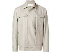 military style fold jacket