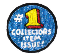 'Fabulous First Issue' Patch