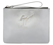 'Margery' Metallic-Clutch