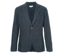 unstructured blazer
