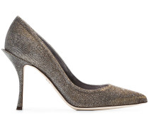 Glitzernde 'Lori 90' Pumps