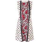 Lockeres Kleid mit Print