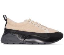 'Eclypse Teddy' Sneakers mit Plateau