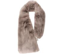 Schal mit Faux Fur