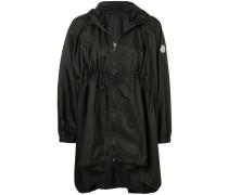 Oversized-Mantel mit Kapuze