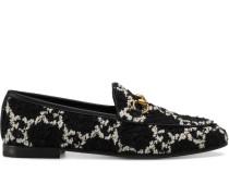 'Jordaan' Tweed-Loafer