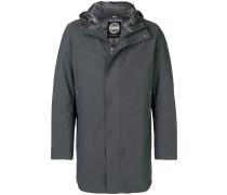 classic padded raincoat