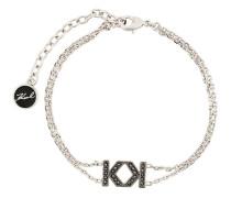 'Double K' Armband