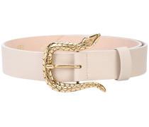 Gürtel im Schlangen-Design