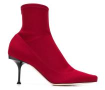 Knöchelhohe Sock-Boots