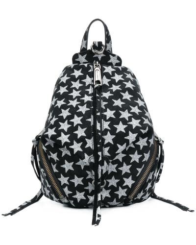 Outlet Top-Qualität Sammlungen Günstiger Preis Rebecca Minkoff Damen mini Julian star convertible backpack Verkauf Günstig Online 2BgbDOk