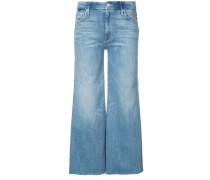'Roller' Cropped-Jeans