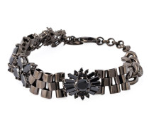 'Black on Black Memento' Armband