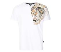 tiger printed T-shirt