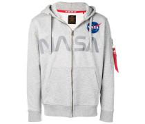 'NASA' Kapuzenjacke